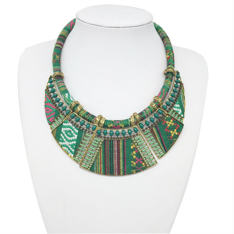 Aztec Fan Chokers