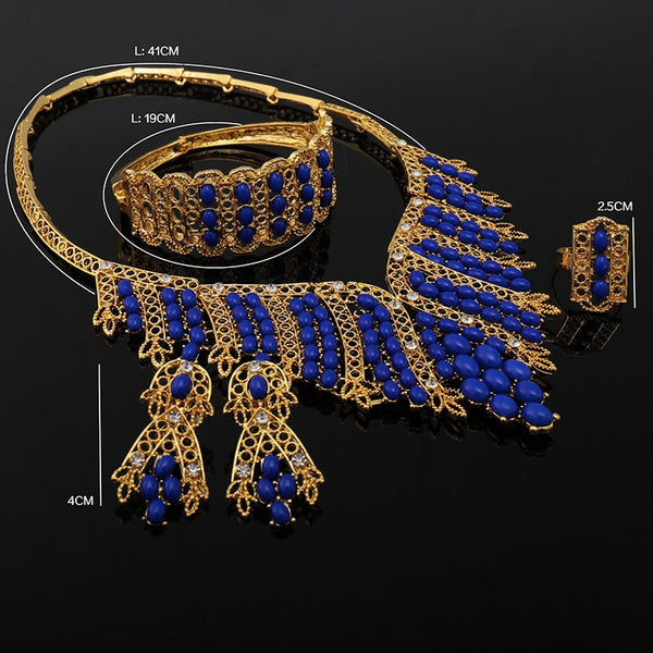 Egyptian Statement Jewelry Set