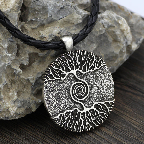 Tree of Life Vikings Amulet