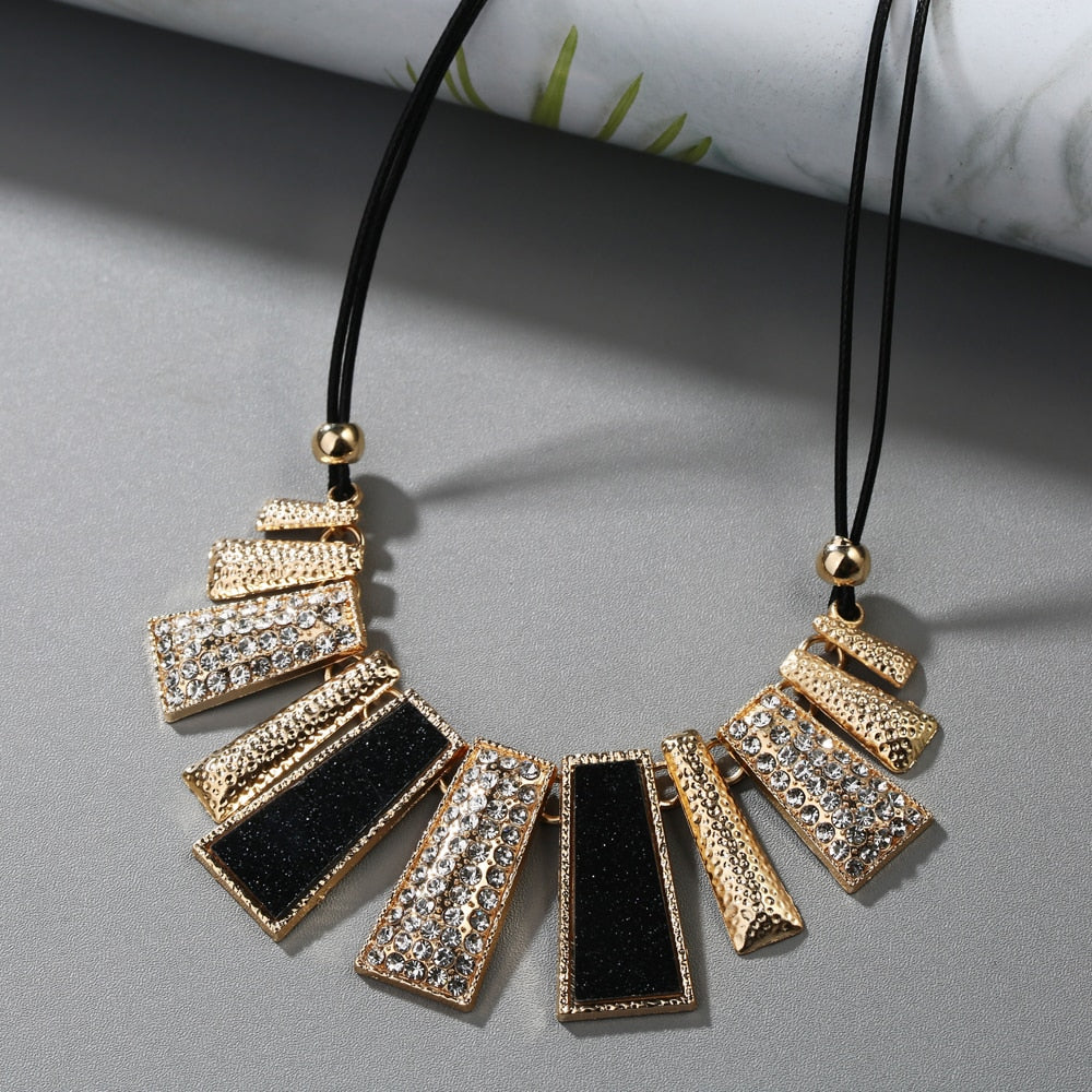 Boho Chic Statement Necklaces