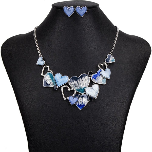 Melting Hearts Jewelry Sets