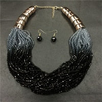 African Ombré Jewelry Sets