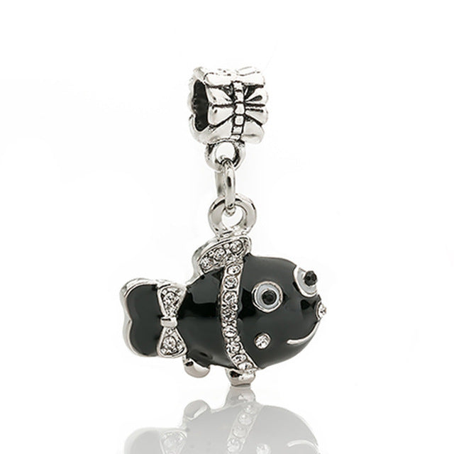 Happy ClownFish Charm