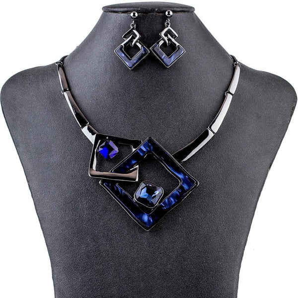 Sensational Square Jewelry Sets