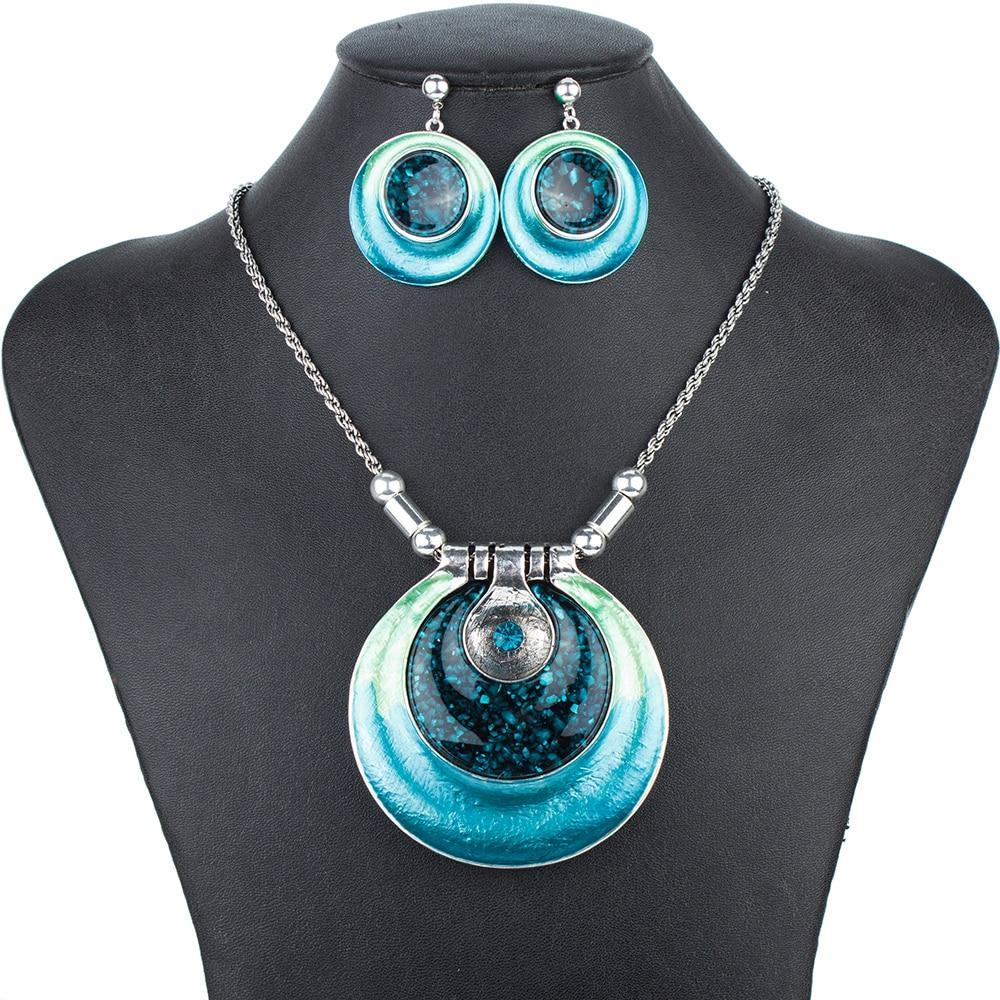 Mystical Galaxy Jewelry Sets