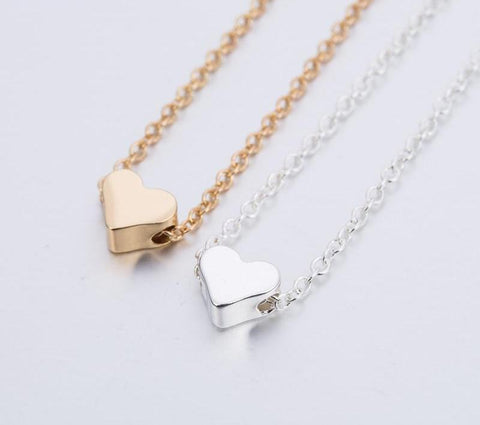 Cute Love Heart Necklaces