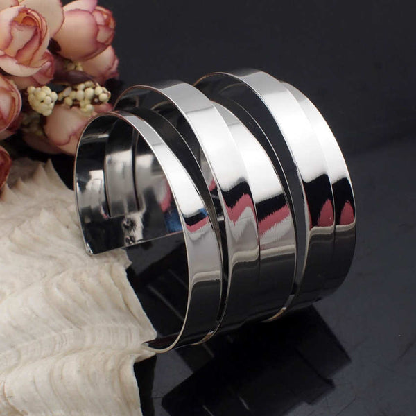 Chic Loop Wrap Cuff Bracelets