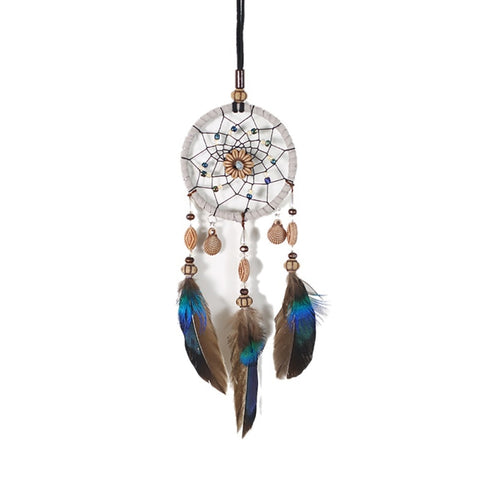 Cute Shell Dream Catchers