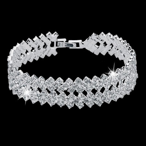 Luxury Crystal Bracelets
