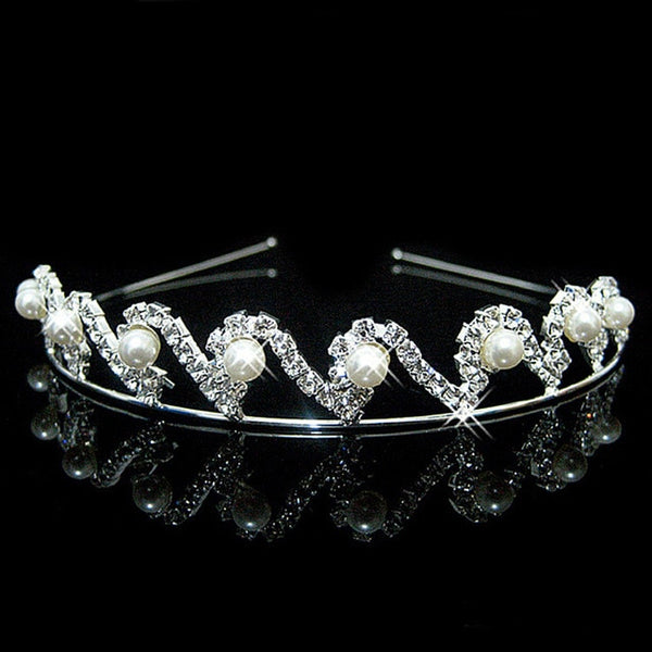 Princess Crystal Tiaras and Crowns