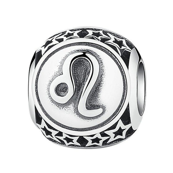 Sterling Silver Zodiac Sign Charms