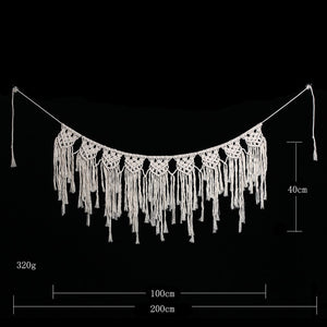 Cute Boho Chic Macrame Wall Hanging