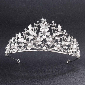 Classic Crystal Princess Tiaras and Crowns