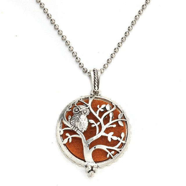 Tree of Life Oil Scent Locket