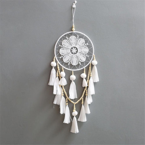 Boho Chic Handmade Dream Catcher