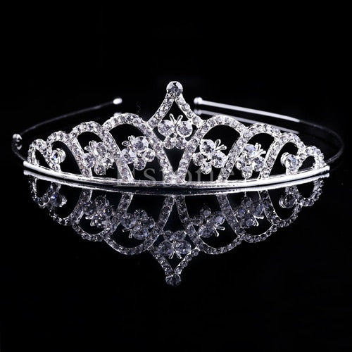 Wedding Rhinestone Crystal Tiaras