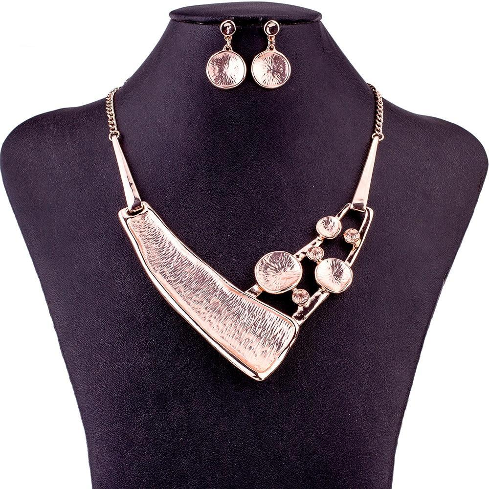 African Phase Jewelry Sets