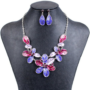Floral Passion Jewelry Sets