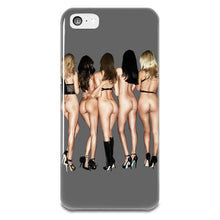 Hot Booty Babes iPhone 5-5s Plastic Case