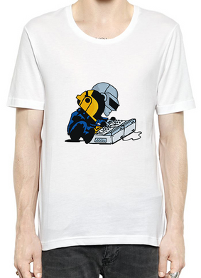 Daft Nuts T-Shirt For Men