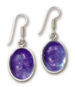 Planets, Stars, and Space Dangle Earrings