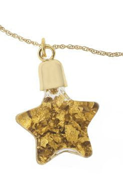 Golden Star Pendant