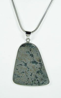 Native Silver Pendants