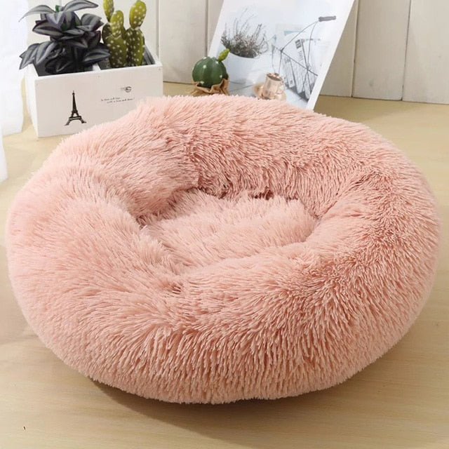 Sleep like baby super soft dog bed