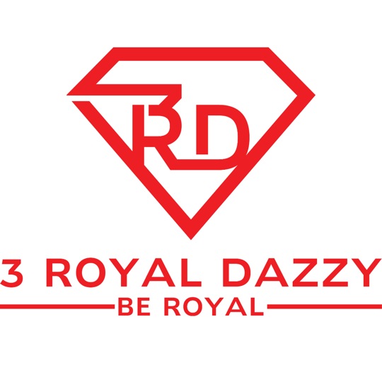 3 Royal Dazzy's Silver Jewelry