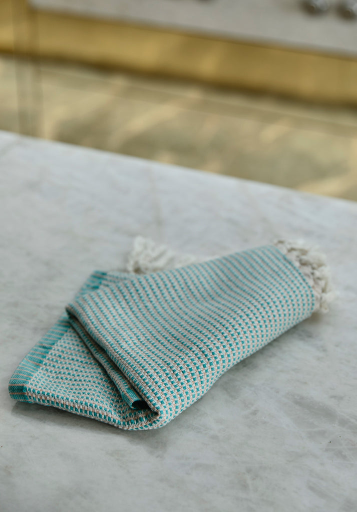 Kitchen Tea Towel, Spearmint
