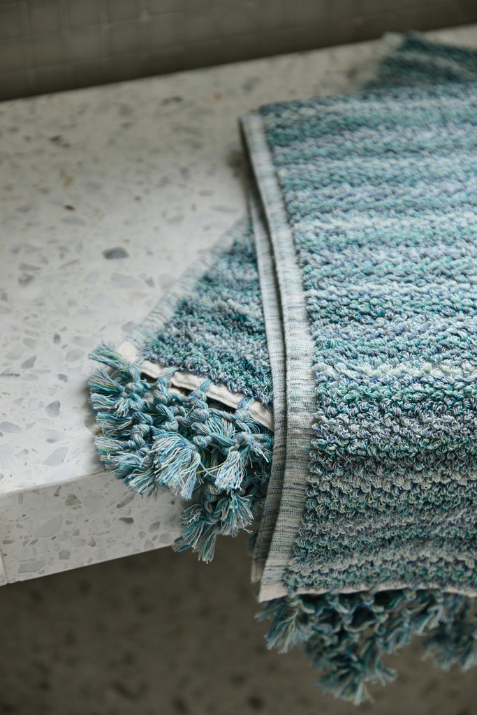 Ocean Wave, Bath Mat