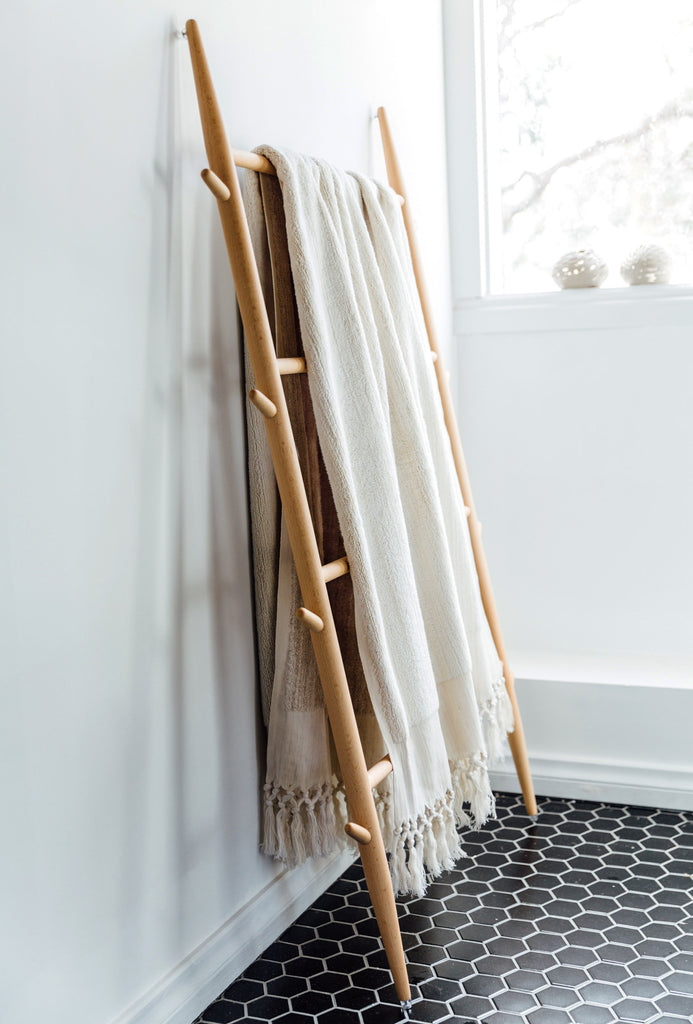 Linen & Cotton Bath Towel, Limited Edition