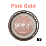 Maybelline Color Tattoo 24HR Gel Cream Eye Shadow