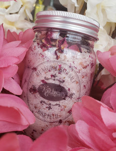 Rose Petal Bath Salt