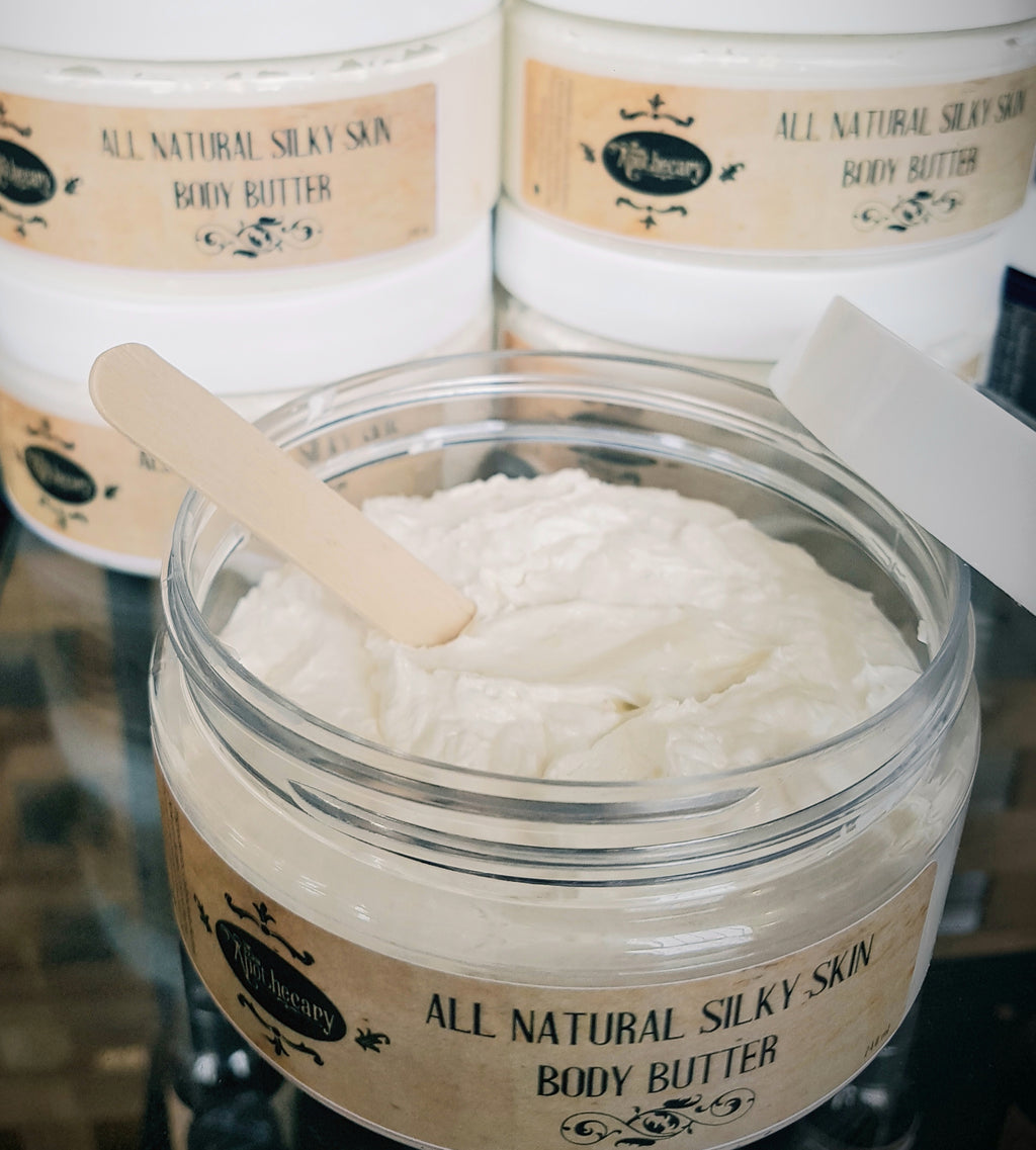 Silky Skin Body Butter