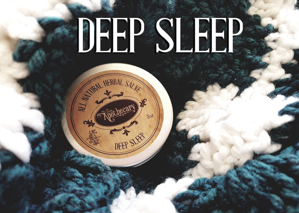 Deep Sleep Salve