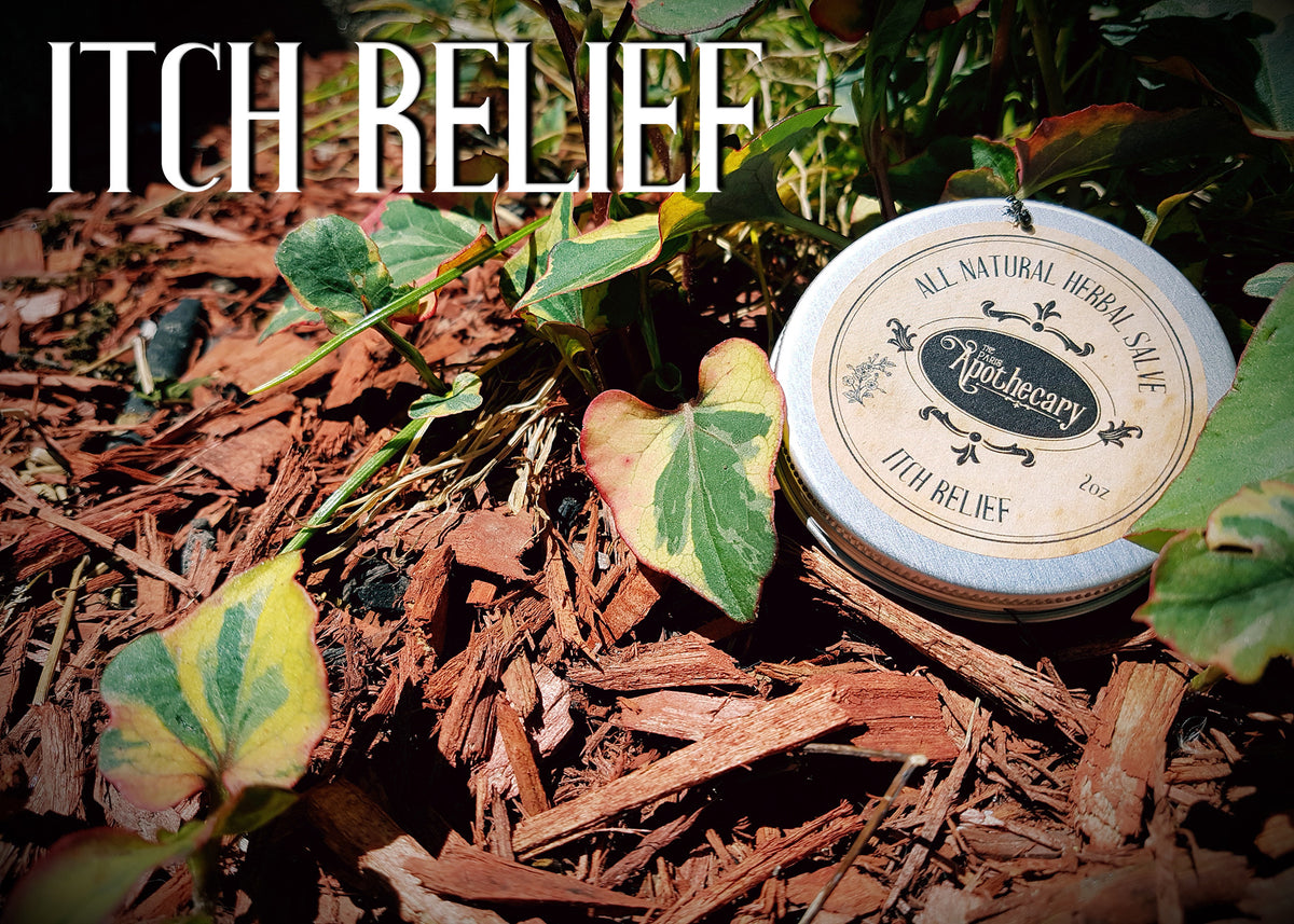 Itch Relief Salve - 2oz