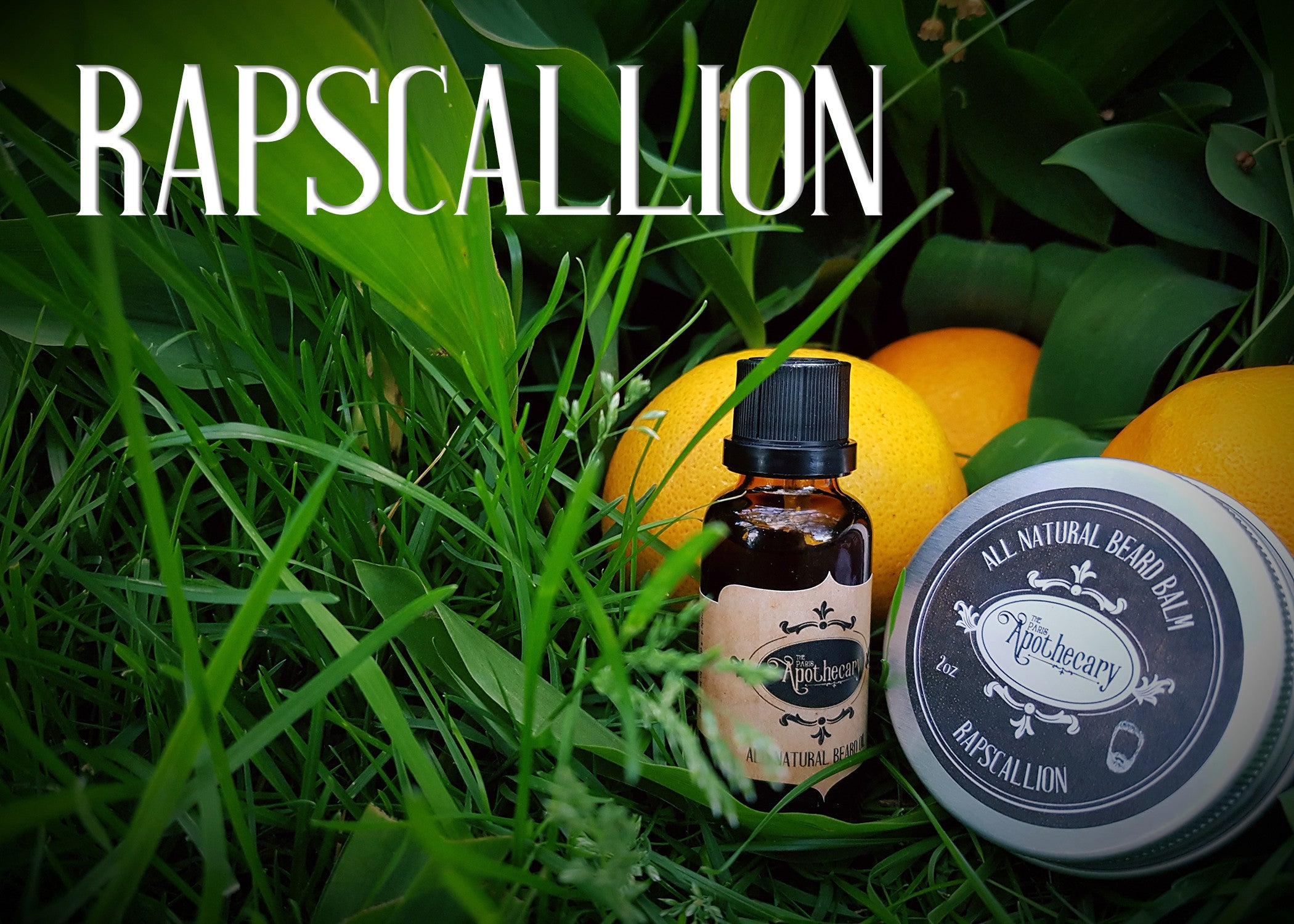 Rapscallion Beard Oil