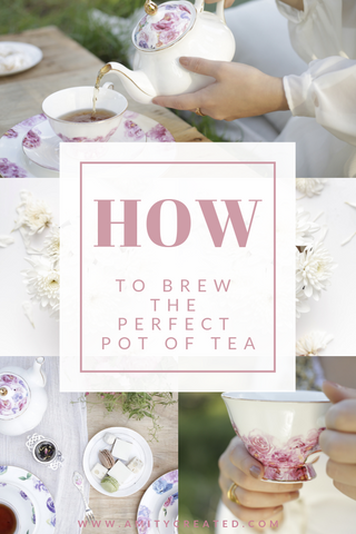 How to make brew the perfect pot of tea
