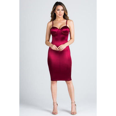 Cadence Lives Lavishly Dress - Dime Piece Clothing