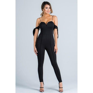 Danielle  She's Got Style Jumpsuit - Dime Piece Clothing