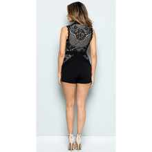 Everly Lace Romper - Dime Piece Clothing