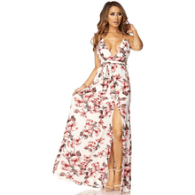 Francesca Fine Flower Dress - Dime Piece Clothing