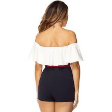 Hana Playful Romper - Dime Piece Clothing