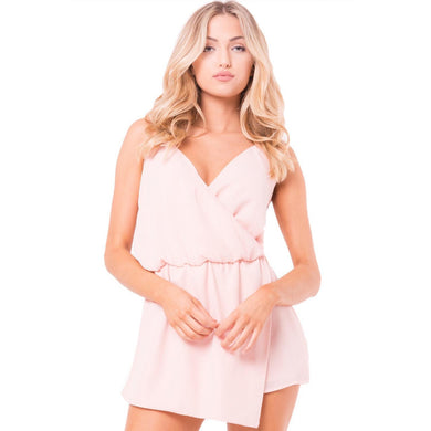 Hot August Nights Romper - Dime Piece Clothing