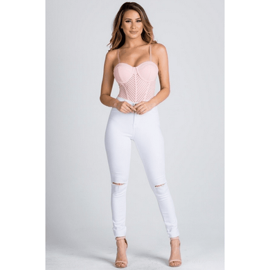 Monique Fine Dime Bodysuit - Dime Piece Clothing