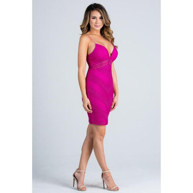 Sammy All Glam Dress - Dime Piece Clothing