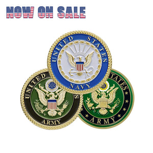 Army Coins