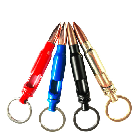 Bullet Bottle Opener Keychain wholesale