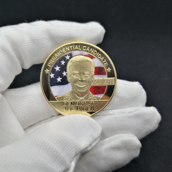 Joe Biden 2020 Presidential Election Commemorative Democrat Collector's Coin